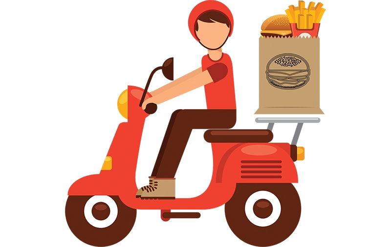 food courier service uk