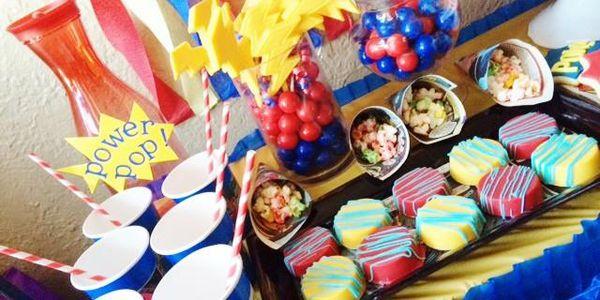1st birthday party singapore